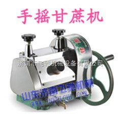 不锈钢小型甘蔗榨汁机