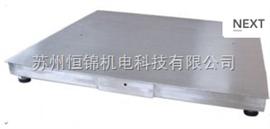 太仓3T电子平台秤;3T-1kg电子小地磅