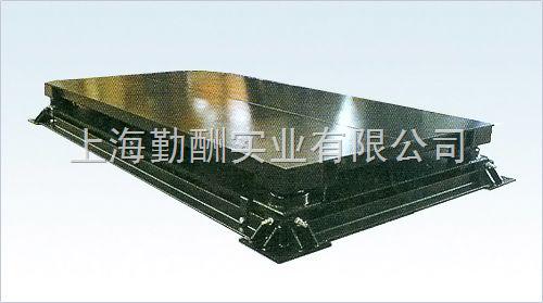 称钢材缓冲地磅、缓冲电子地磅