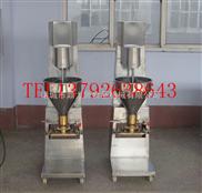 RYJ型肉元机、丸子机、贡丸机、包心丸子机、丸子配方