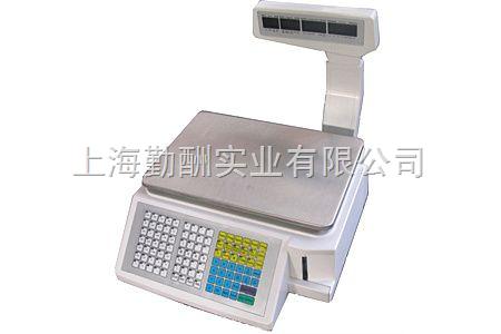 不干胶打印电子秤、带打印电子秤