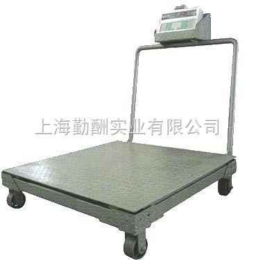 陕西省移动式电子地磅,2吨电子地磅,3吨双层地磅