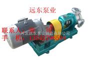 聚氨酯树脂 107胶硅油输送泵NYP高粘度齿轮泵
