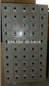 50门手机柜电子感应锁手机柜-双卡开门手机柜