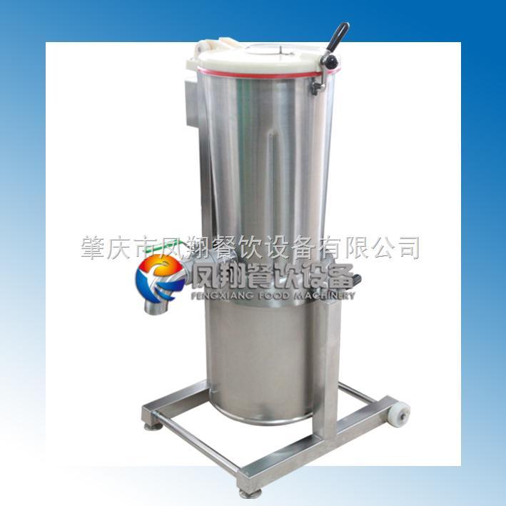 凤翔大型果汁机 水果打汁机 大型豆浆机