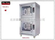 唯利安YXD-201-L 恒温双层旋转式电烧烤炉烤鸡炉 烤羊腿机 烤兔机