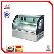 CT-900-弧形蛋糕展示柜/保温柜