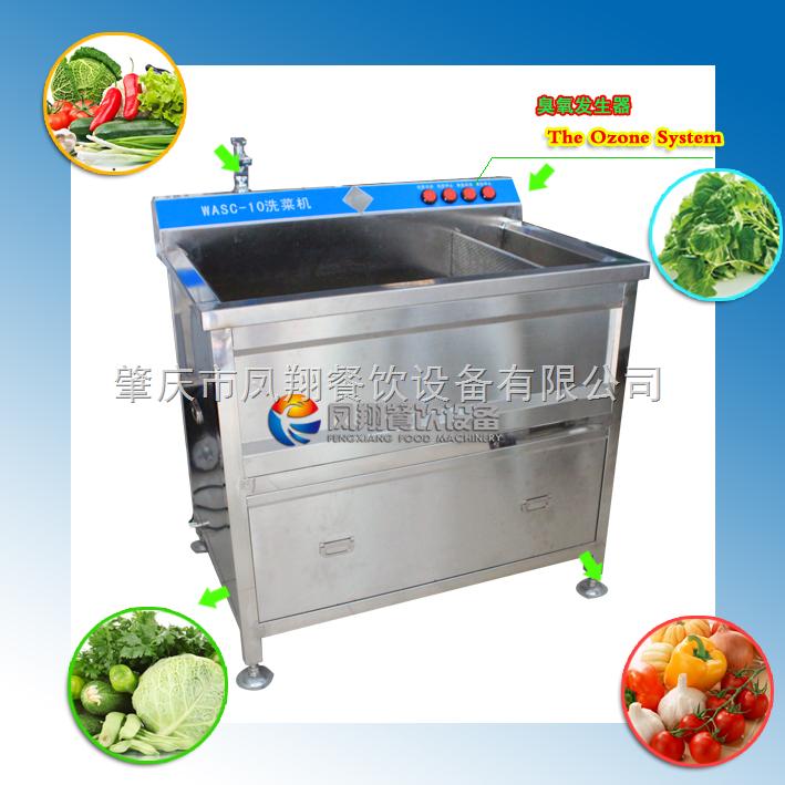 肇庆凤翔 洗菜机,蔬果清洗机