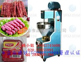 SZ-200供应广东2014zui新款过年灌香肠 腊肠的机器