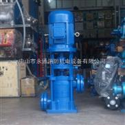 32LG6.5-15-7清水泵,立式高压离心泵,增压用离心泵