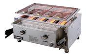 臺灣(永旺)英發瑞得紅外線燒烤機,紅外線烤魚器