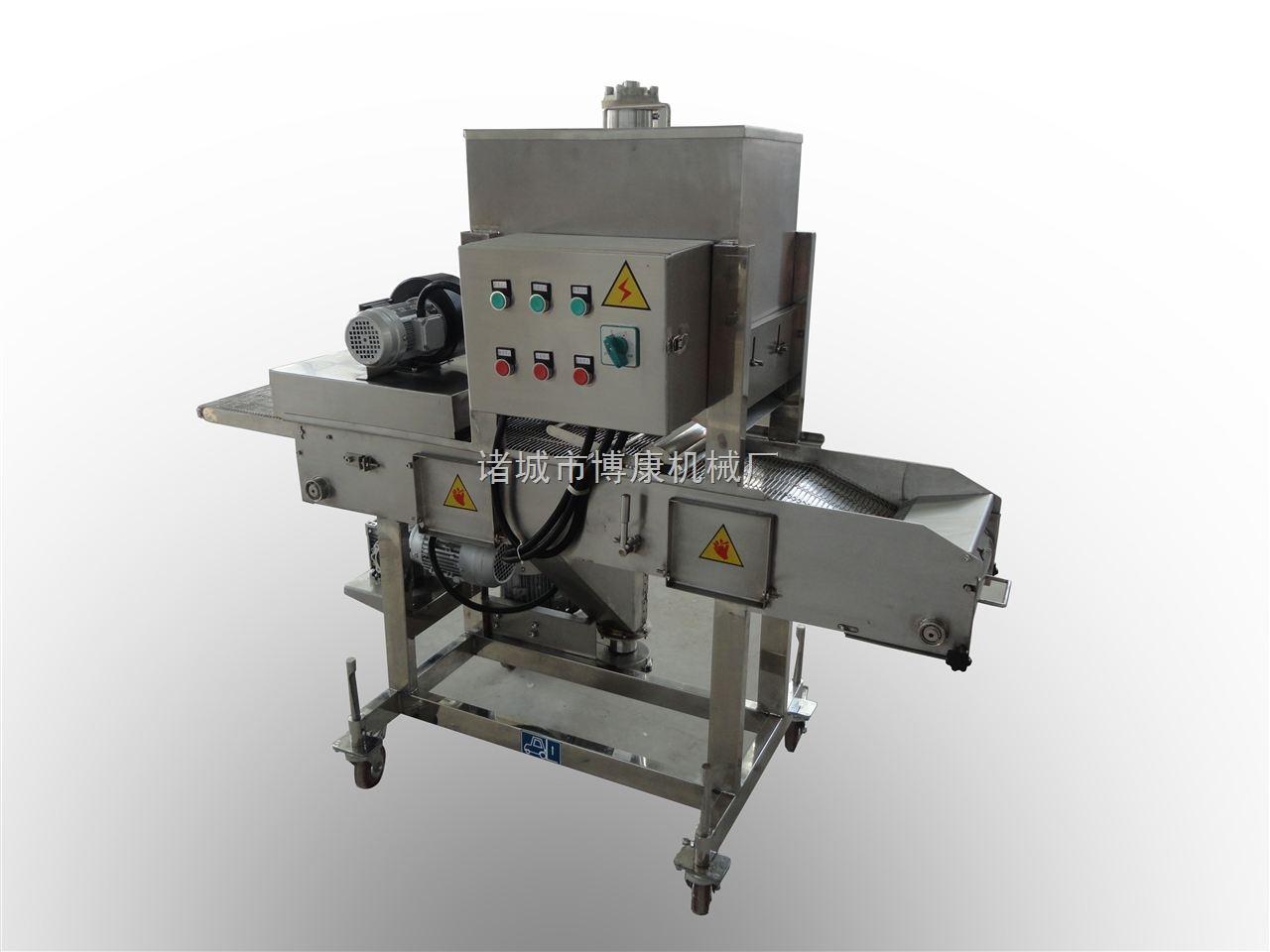 客户端机械定制加工客户端上面包屑机、上糠机