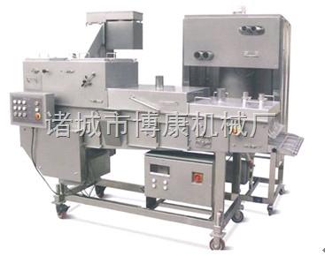 生产供应鸡腿、鸡翅裹粉机、食品粘粉机