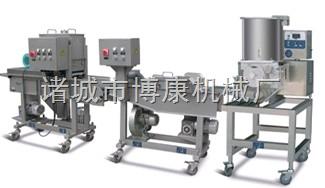 生产供应全自动肉饼生产线——*博康机械