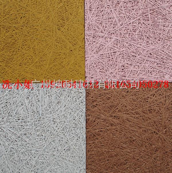 徐州市家居装饰木丝板 15mm吊顶白杨木丝板