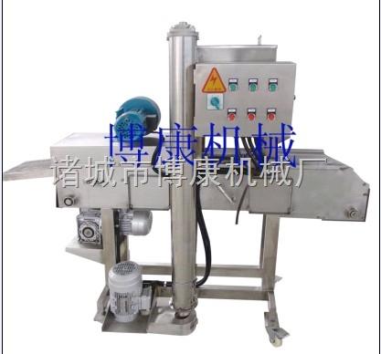 山东千亿机械专业生产制造面包虾裹糠机|886专用裹糠机