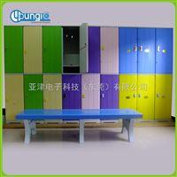 6门-环保型防水更衣柜专业生产环保防水防锈更衣柜-ABS更衣柜 6门浴室更衣柜 生产厂家