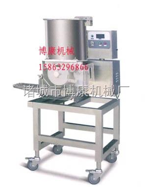 专业生产制造博康牌高品质成型机、鸡肉饼快速成型机