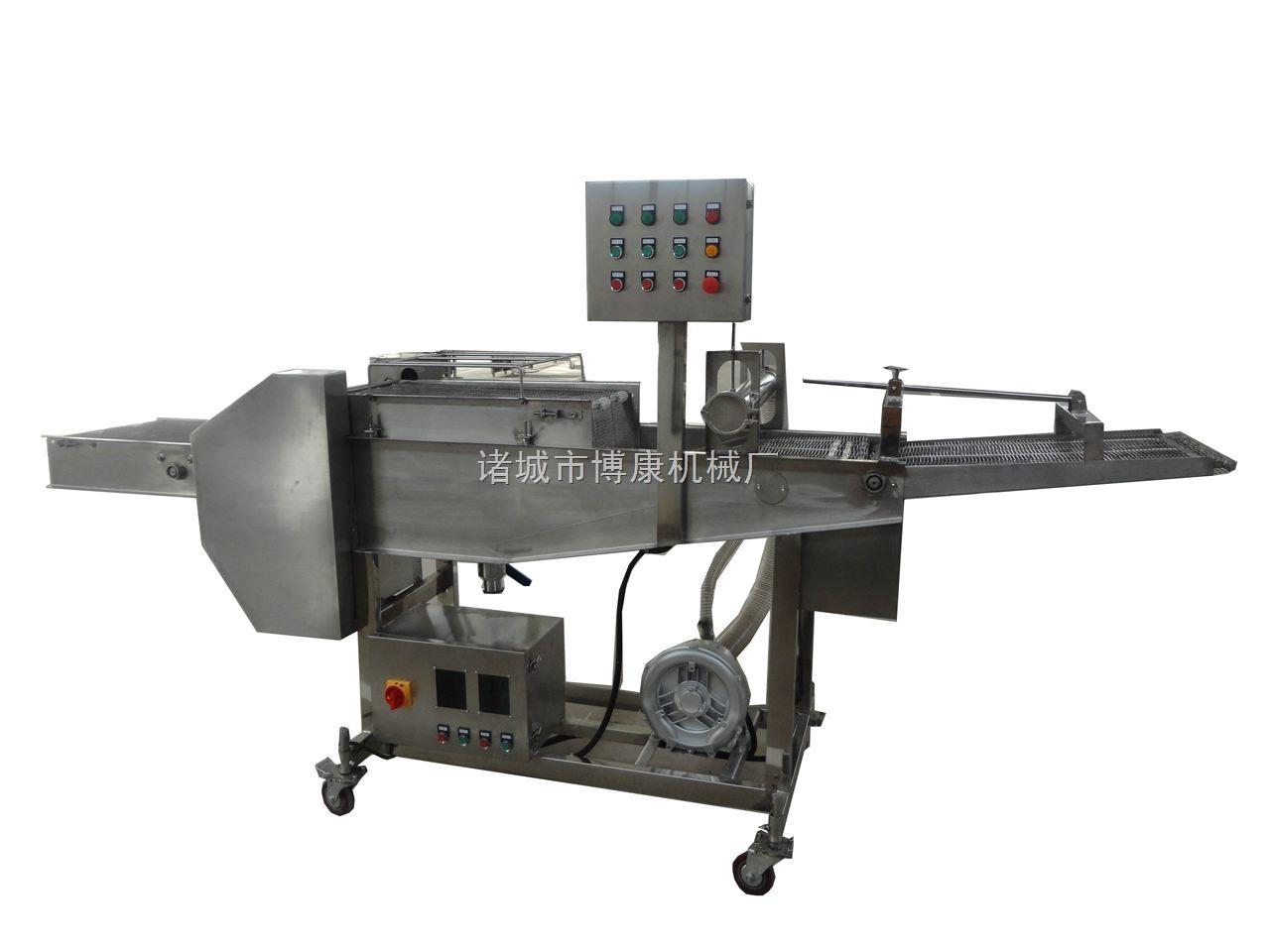 肉饼裹浆机|鱼排裹浆机