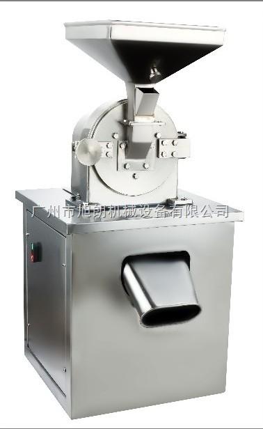 不锈钢中药材粉碎机批发,高速食品粉碎机价格