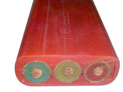 扁电缆YGGB 3*120
