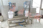 潤滑油灌裝機_導軌油灌裝機