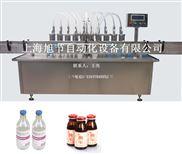 農藥/糖漿/果汁自動灌裝旋蓋一體機 二合一灌裝機 液體灌裝機
