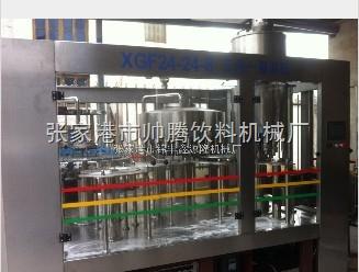 xgf24-24-8小桶水(5l)三合一灌装机