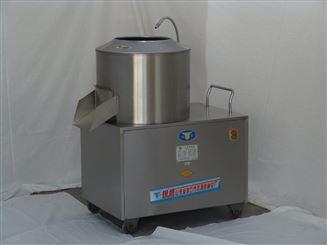 TP450型不锈钢土豆去皮机
