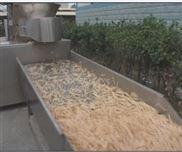 供应银鹰蔬菜机械设备不锈钢振动筛