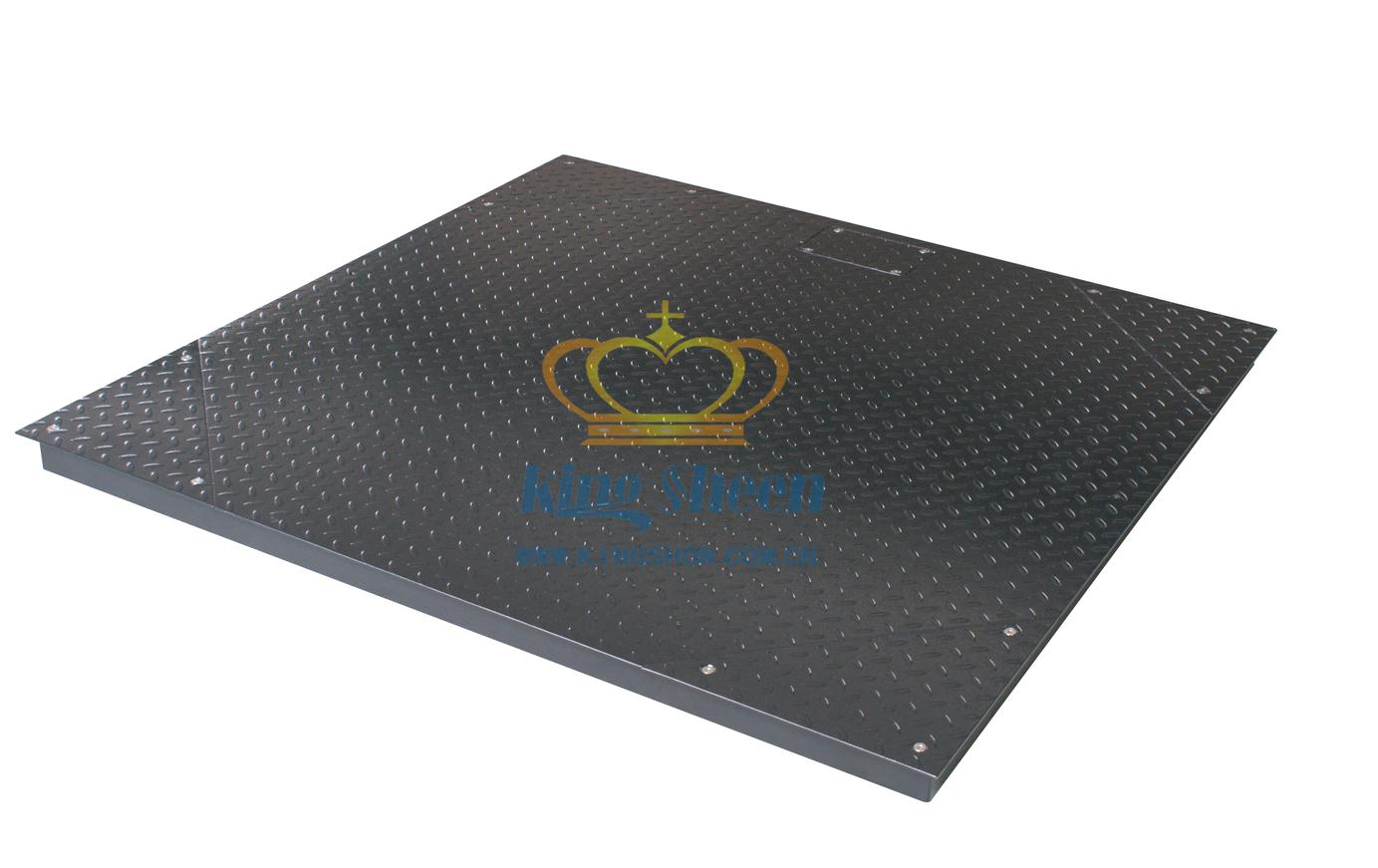0.8m×1.0m双层电子地磅/碳钢电子磅秤,二吨电子地磅价格