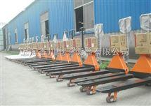 DCS-XC-FEx2吨叉车防爆电子秤