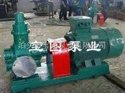 检测达标的耐高温齿轮泵型号数据精密--宝图泵业