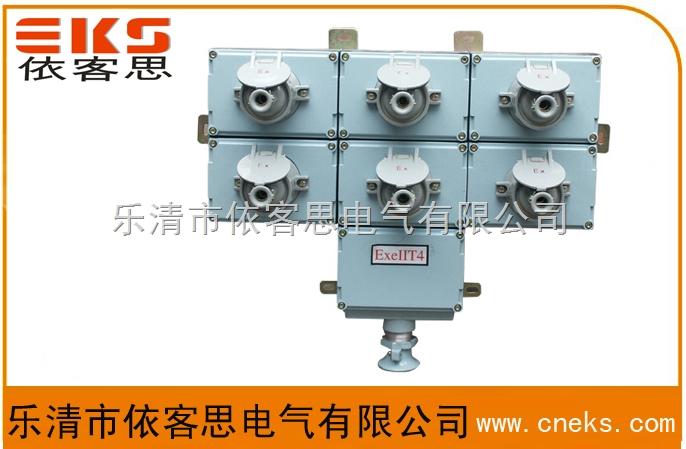 BDX51-CK防爆动力检修电源插座箱IIB