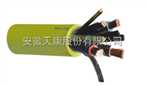 MC-0.38/0.66-3*25橡套矿用电缆