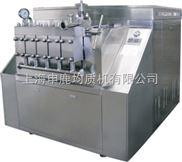 供应上海申鹿SRH4000-60均质机 植物蛋白饮料均质机