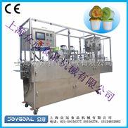 果冻灌装封口机/酸奶灌装封口机/豆浆灌装封口机
