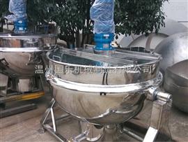 200L电加热夹层锅