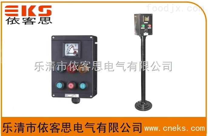 依客思专业制造防爆防腐就地控制箱BZC8050-A6D6B1K1