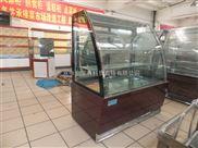 方形蛋糕柜日式直角蛋糕展示柜