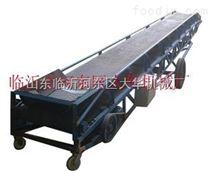 皮带输送机可以升降移动变频调速