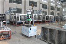 6头自动压盖机,碳酸饮料生产线