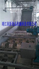江苏润新汽泡冲浪清洗机,靖江水果清洗机生产厂家