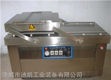 DZ-600山椒杏鲍菇双室真空包装机