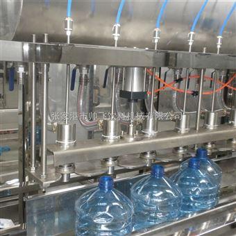 QGF矿泉水生产设备全自动桶装水灌装机