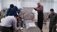 木薯渣压榨机-螺旋压榨机