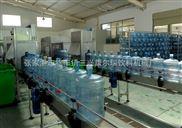 QGF冲洗灌装封盖三合一全自动大桶纯净水灌装机