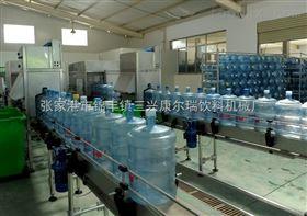 QGF全自动桶装水生产线