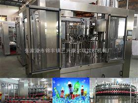 DCGF瓶装碳酸饮料生产线 含气饮料灌装机