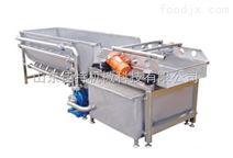 柳州高压气泡蔬菜清洗机